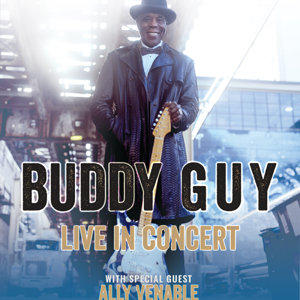 Buddy Guy with Ally Venable