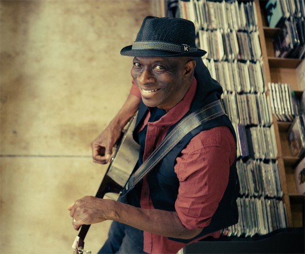 Keb Mo Website