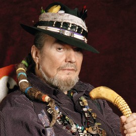 Dr. John in Chair
