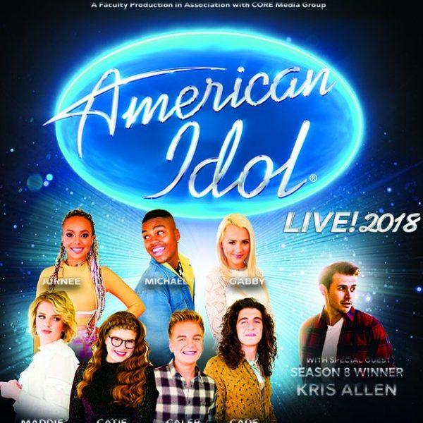 American Idol: Live! 2018