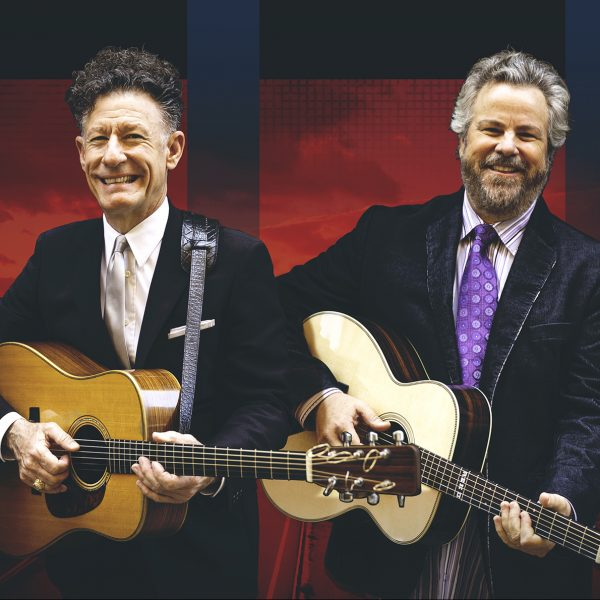 An Evening with Lyle Lovett and Robert Earl Keen