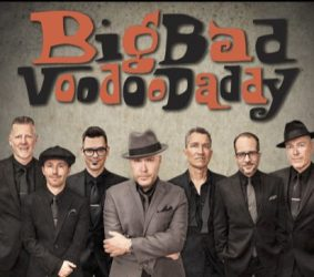 Big Bad Voodoo Daddy – RESCHEDULED
