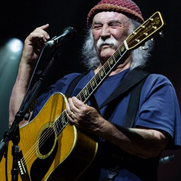 An Evening With David Crosby & Friends, Sky Trails Tour, 2019