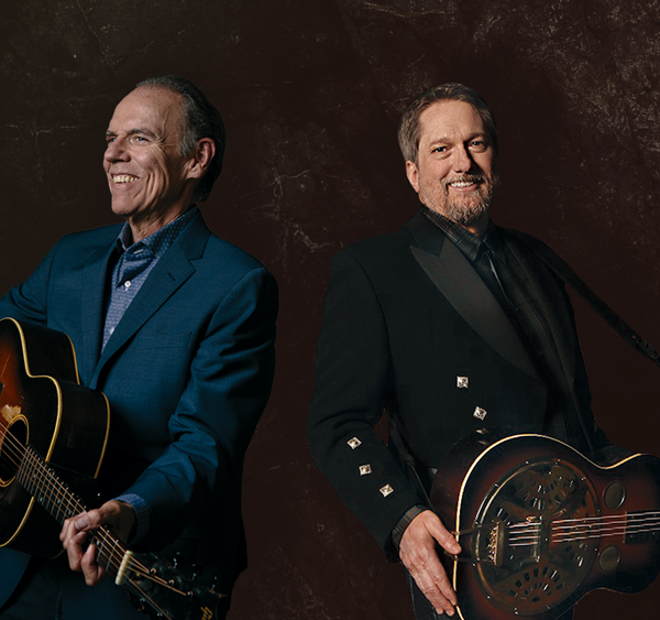 John Hiatt & The Jerry Douglas Band-RESCHEDULED